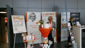 Messestand in Bonn