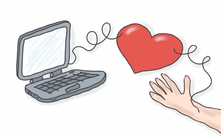 Emotionen im Netz