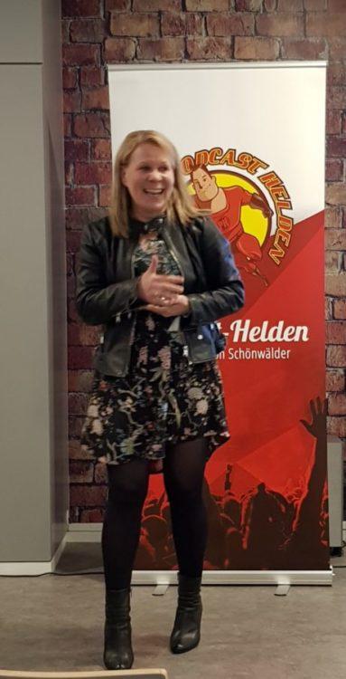 Gewinnerin des 1. PHK-Award: Kerstin Wemheuer