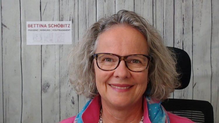 Bettina Schöbitz freut sich auf Deinen Kontakt